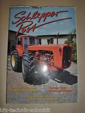 Tractor Post 05/2005 - Oldtimer Magazine
