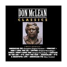 CD Don Mclean Classics 5099747192128