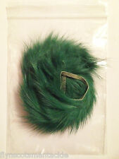 ZONKER RABBIT FUR STRIPS 26 SOLID COLORS FLY TYING MATERIAL FLYNSCOTSMAN TACKLE