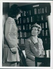 1968 Actress Lyn Pinkney Vera Miles in Journey to The Unknown TV Press Photo