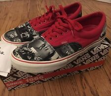 Vans Supreme Ari Marcopoulos Red Era size 11 blends authentic syndicate wtaps