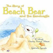 Corner33BearBooks. com: The Story of Beach Bear and the Sandcastle by Charles...