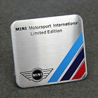 Emblema Mini Motorsport Limited (cooper,s,one,countryman,clubman,R53,R56) badge