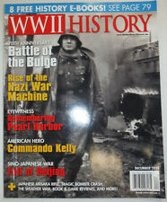 WWII History Magazine Battle Of The Bulge 70th Year December 2014 010615R2