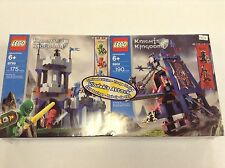 LEGO Set 65527 Knights Kingdom Co-Pack Exclusive 8800 8799 Castle wall MINT NEW