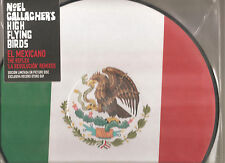 "NOEL GALLAGHER'S HIGH FLYING BIRDS ""El Mexicano"" 12"" Picture Vinyl RSD sealed"