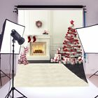 5x7 Feet Christmas Theme Vinyl Studio Backdrop Photography Photo Background