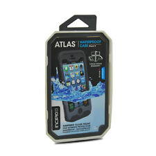 Incipio ATLAS Waterproof Tempered Glass Case iPhone 5 & 5S- White
