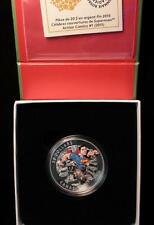 2015 $20 FINE SILVER PROOF SUPERMAN COIN RCM ACTION COMICS #1 NEW W/ BOX & COA