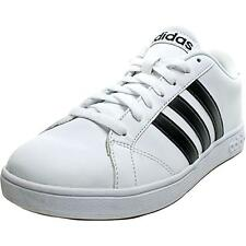 Adidas Baseline Men US 6.5 White Sneakers NWOB  1480