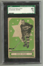 1933-34 O-Pee-Chee Eddie Shore RC Green SGC 40