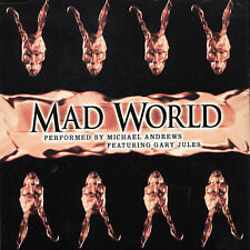 Mad World [CD #1] [Single] by Gary Jules/Michael Andrews (CD, Dec-2003,...