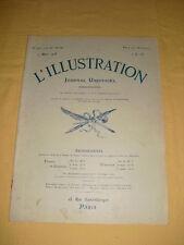 L'ILLUSTRATION N°3913 mars 1918