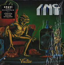 33 LP I.N.C.The Visitor  Giant Records GRI-6025-1 USA 1988