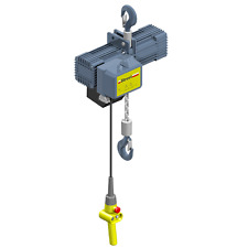 2 Ton Electric Chain Hoist Hook Mounted Street LX Series LX011