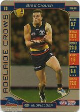 2017 Teamcoach Gold / Silver (70) Brad CROUCH Adelaide