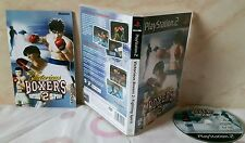 VICTORIOUS BOXERS 2 : FIGHTING SPIRIT - Playstation 2 Ps2 Play Station Gioco