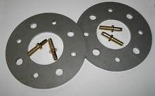 Fiat 124 Spider, 131, SET Distanzplatte, Spurverbreiterung 5mm 4x98mm / 58,1mm