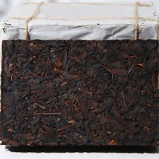 China Yunnan aged Pu'er tea in 2002 in a special 7581 brick tea 250g cooked tea
