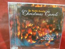 Sealed The World's Favorite Christmas Carols (2002) by Various Artists (CD,...