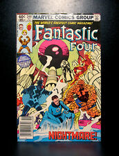 COMICS: Marvel: Fantastic Four #248 (1980s) - RARE (figure/ironman/spiderman)