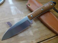 Chris Reeve Knives Nyala Insingo - S35VN - Leather Sheath - Authorized Dealer