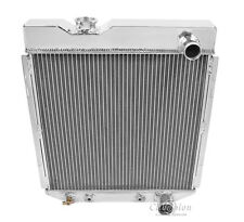 1965-1966 Ford Mustang All Aluminum 4 Row Core Champion Radiator