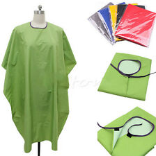 Style Adult Barbers Chic Cut Gown Hairdressing Cape Adult Hair Cloth Waterproof