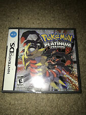 *SEALED* Pokemon: Platinum Version 2009 DS DSI Nintendo