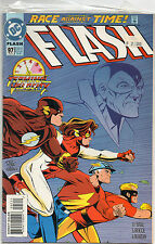 DC COMICS FLASH TERMINAL VELOCITY #97