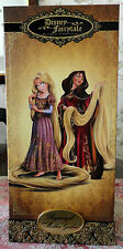 Disney Fairytale Designer RAPUNZEL & MOTHER GOTHEL Doll Set Heroes Villains LE