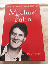 MICHAEL PALIN 1997 JONATHAN MARGOLIS BIOGRAPHY 1st EDITION HARDBACK BOOK