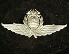 Vintage Chinese/Communist WWII Military Badge.