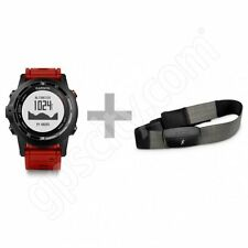 Garmin Fenix 2 Special Edition GPS Fitness Training Watch Bundle w/ HRM-Run