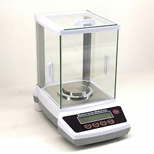 200g x 0.001 GRAM 1 MG DIGITAL SCALE BALANCE LAB ANALYTICAL PRECISION LABORATORY