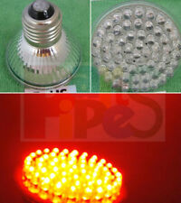 Screw E27 PAR20 RED Led Studio 120V Bulb Light ER1160