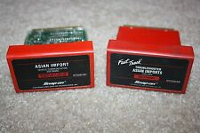 Snap-on 2001 Asian Imports Primary & 00 Troubleshooter Cartridges MT2500 OBD2