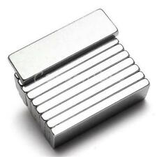 EXTREMELY STRONG RECTANGULAR MAGNET - 29 x 10 x 1.5mm - NEW