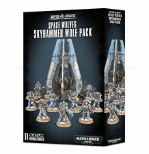 Espacio Lobos Skyhammer Wolf Pack-Warhammer 40,000 40K-Games Workshop