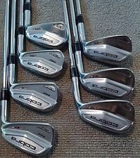 Cobra Amp Cell Pro Forged 4-PW Irons DG S300 Stiff