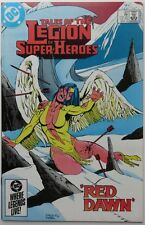 1984  TALES OF THE LEGION OF SUPER-HEROES  #321  -  VF                (INV11286)