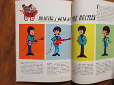 July-1966 TV Guide(THE BEATLES/AMANDA BLAKE/JOHN LENNON/RINGO  STARR/BETTE DAVIS