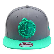 NEW Authentic New Era YUMS New Era Classic Melted Gray/Mint Snapback 475S
