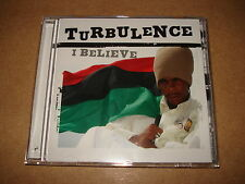 Turbulence - I Believe / CD / 2005 / M Records / Reggae / Roots / Dancehall
