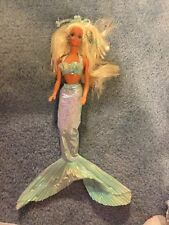 Vintage Mermaid Barbie doll 1991