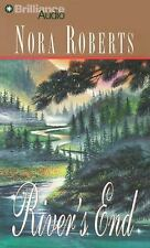 River's End by Nora Roberts (2011, CD, Abridged)