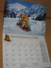 Hummel Kalender 2006 | Hochglanz Wandalender 06