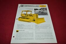 Caterpillar D5 Crawler Tractor Dozer Dealer's Brochure DCPA3