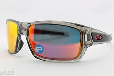 NEW Oakley Turbine 9263-10 Polarized Sports Surfing Skate Ski Golf Sunglasses