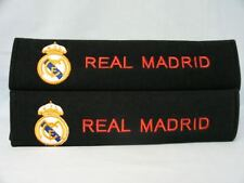 Seat belt Pads Cover Real Madrid Football Club Logo NEW